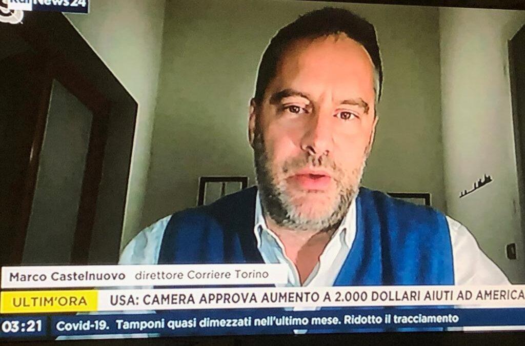 Master di Giornalismo Biennio 2020-2022