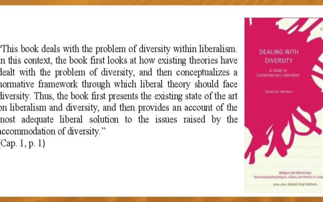 Liberalismo politico e diversità